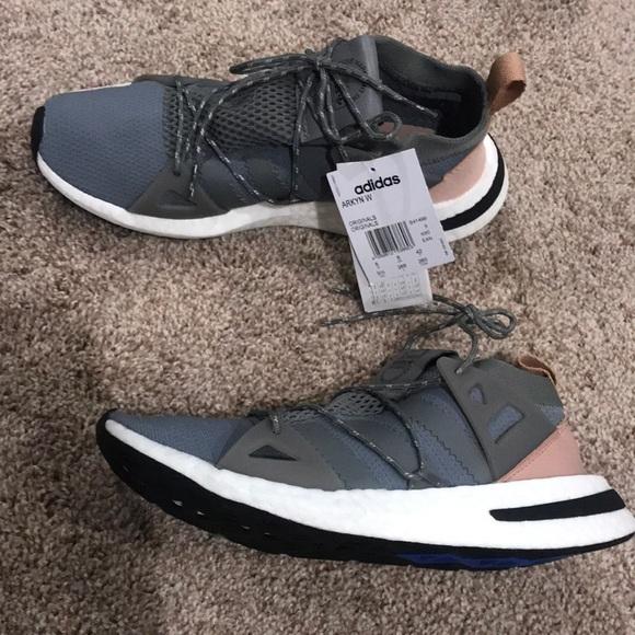 le adidas arkyn grey donne 95 nwt poshmark